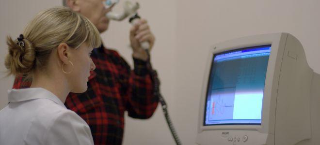 Хроническая обструктивная болезнь легких: диагностика и лечение