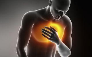 Причины боли в груди