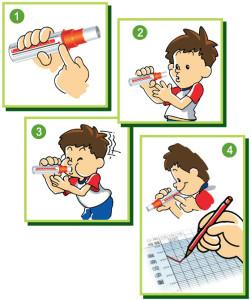 Пикфлоуметрия - метод контроля астмы