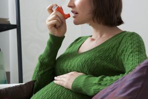Лечение астмы при беременности