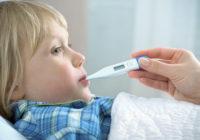 Воспаление легких у ребенка