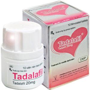 Тадалафил при легочной гипертензии