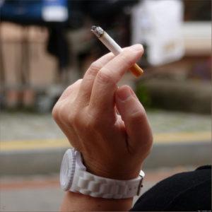 Фактор риска абсцесса - курение