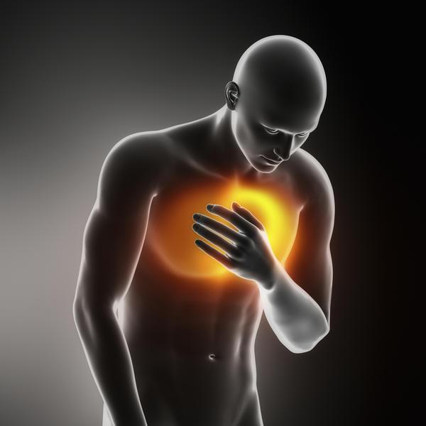 Боль в нижней части грудной клетки