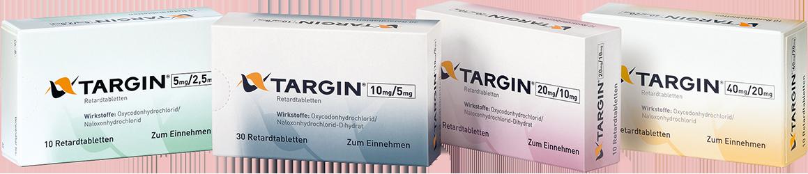 Таргин - обезболивающее при циррозе печени